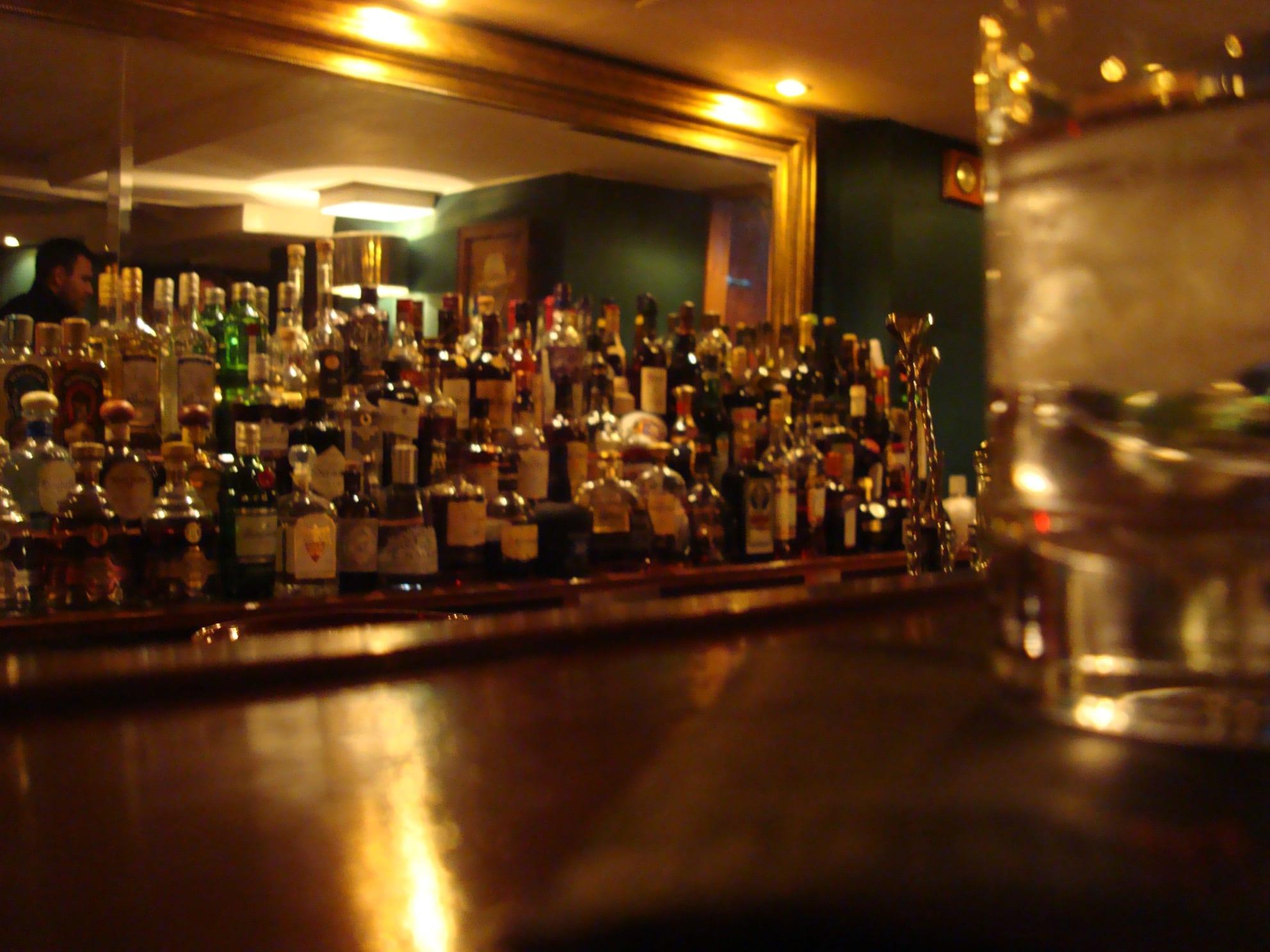 Die Bar Marqués. Ein Stück Exklusivität in Kreuzberg. - Mixology