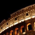 Nacht in Rom