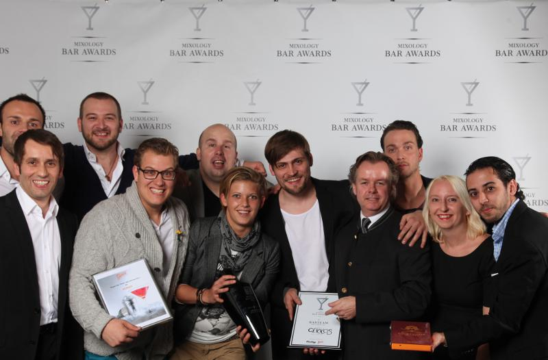 Mixology Bar Awards
