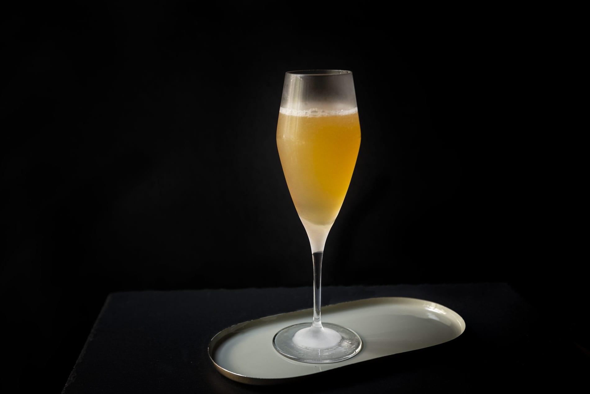 Air Mail Cocktail Geschichte