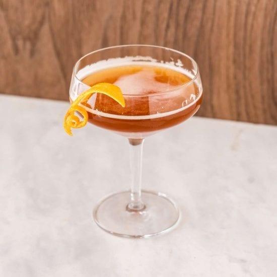 Blood & Sand Cocktail