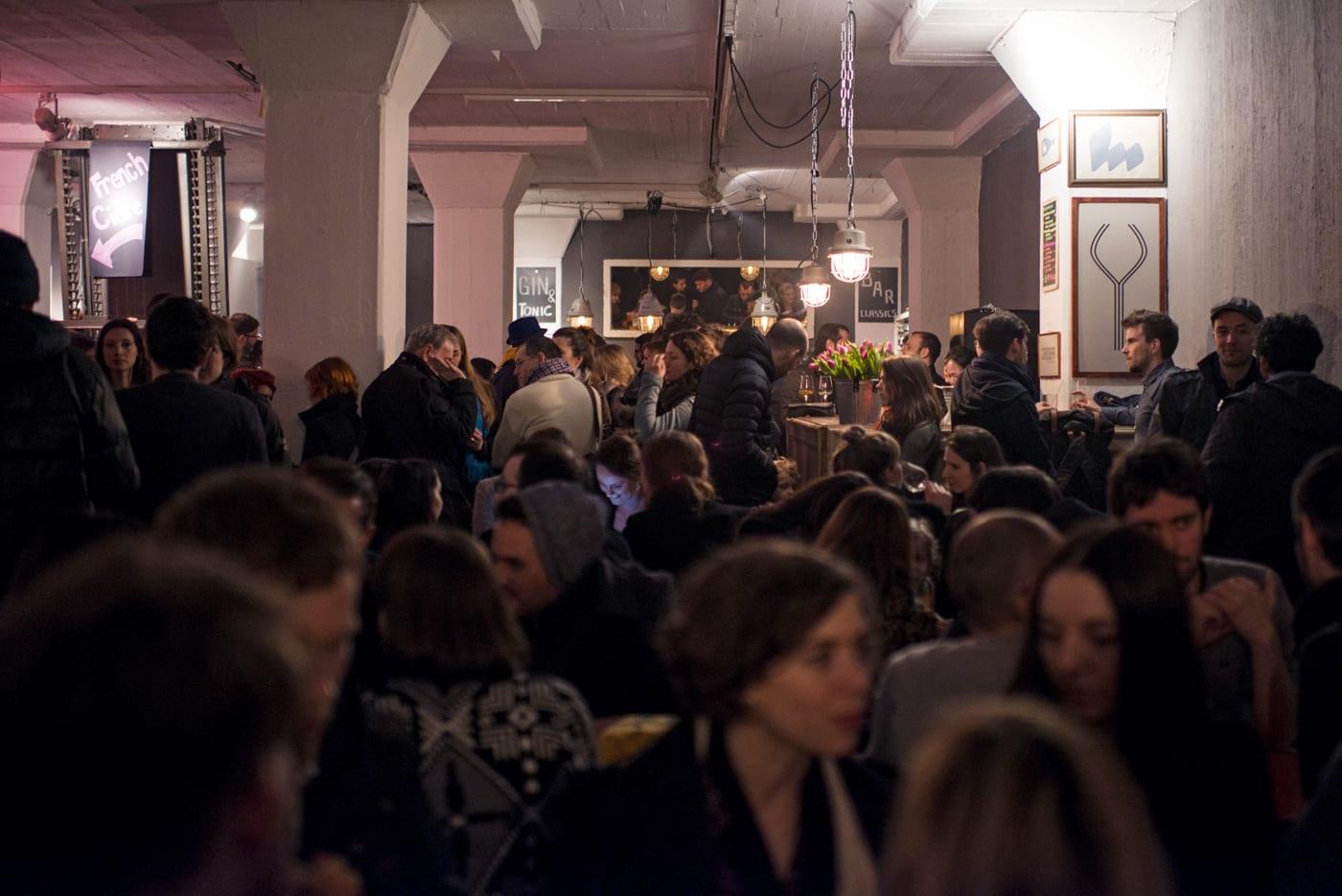 Bar Market