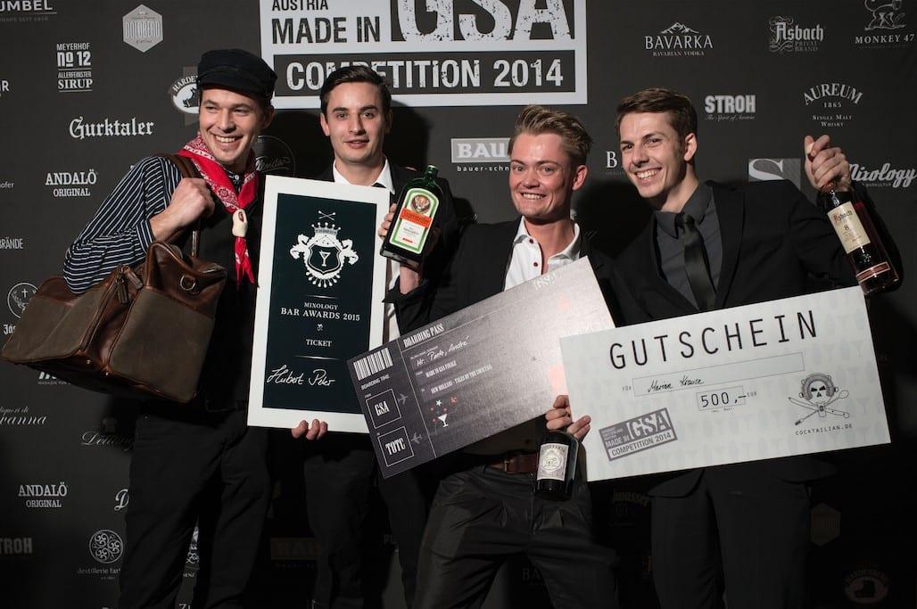 Gewinner Made in GSA
