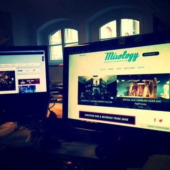Mixology Online Relaunch