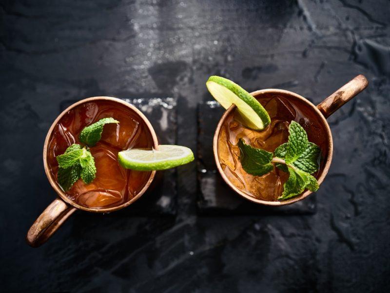 Moscow Mule Cocktail | Mixology Magazin für Barkultur
