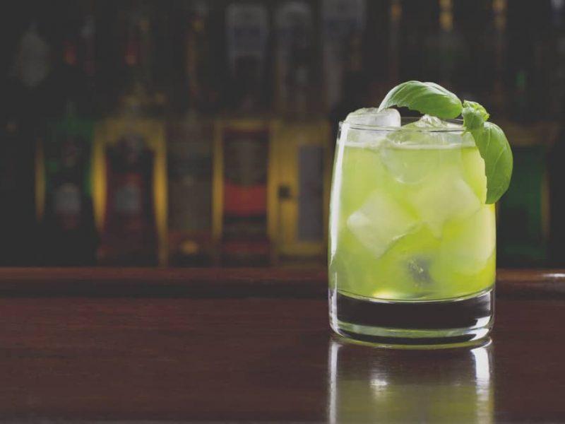 Gin Basil Smash - Le Lion Joerg Meyer | Mixology Magazin für Barkultur