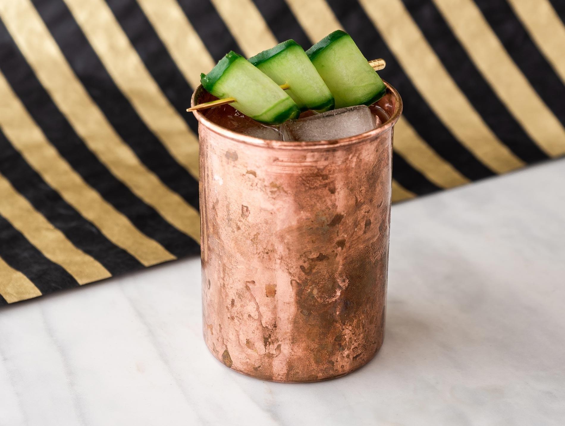 Moscow Mule Cocktail | Mixology - Magazin für Barkultur