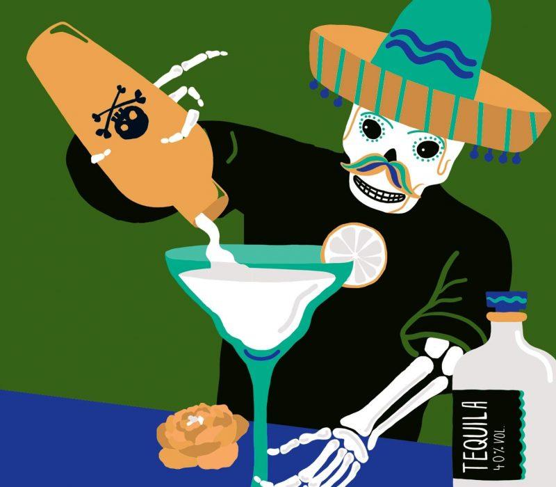 Fünf Cocktail-Bars mit einem Schwerpunkt auf Tequila und Mezcal