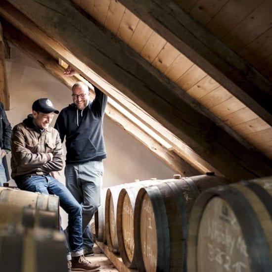 Sebastian Brack, Bastian Heuser, Steffen Lohr Spreewood Distillers