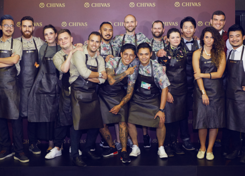 chivas masters competition 2017