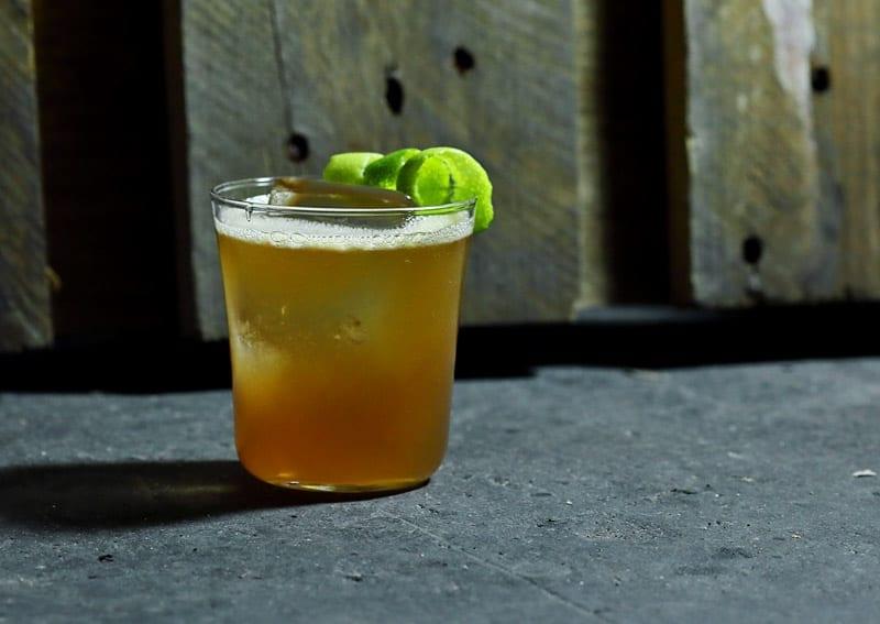 lion's tale cocktail