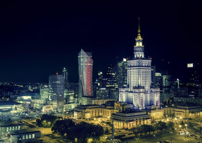 Bars in Warsaw