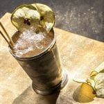 Samt & Salbei, Matcha Cocktail