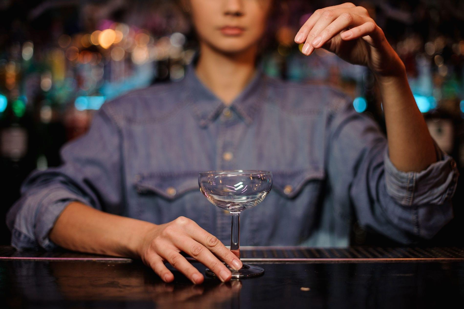 Wie werde ich Bartender Teil 2