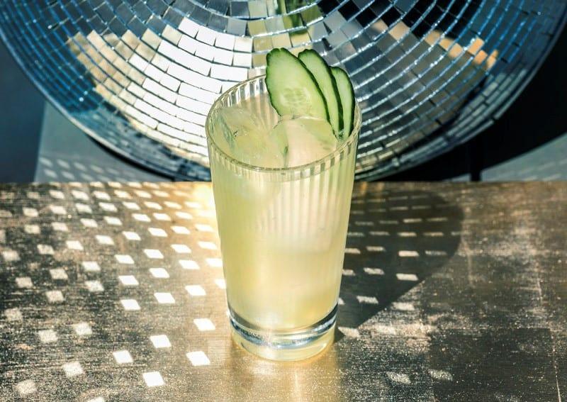 gurke cocktail le gurk