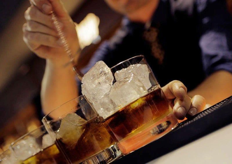 wie werde ich bartender