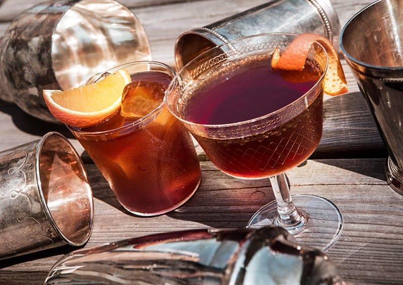 Gin & It: Die süßere Variante des Martini Cocktails