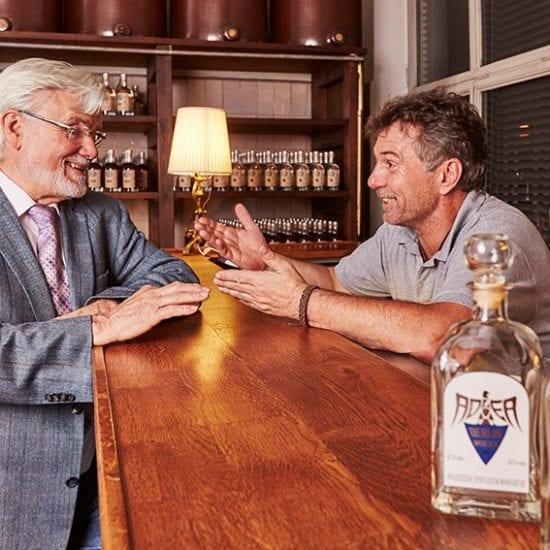 gerald schroff adler gin