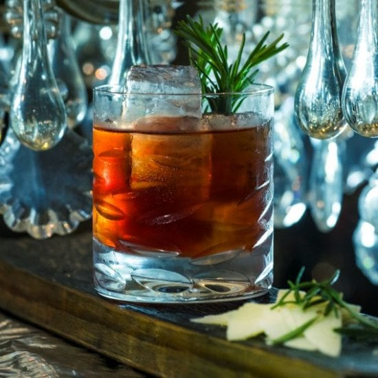 rote beete negroni