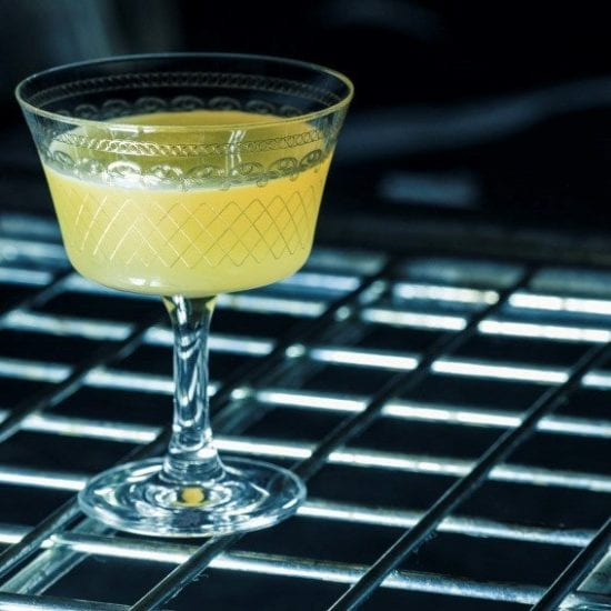 algonquin cocktail ananas
