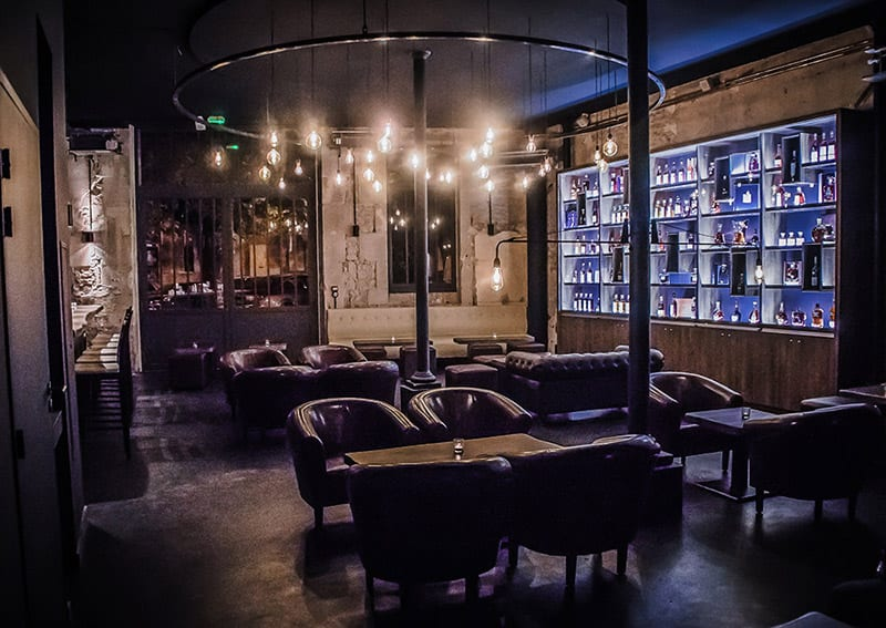 Luciole Bar Louise Cognac