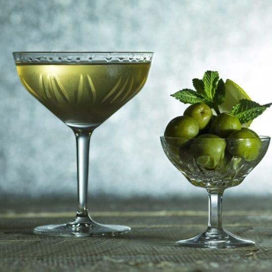 White Truffle Martini