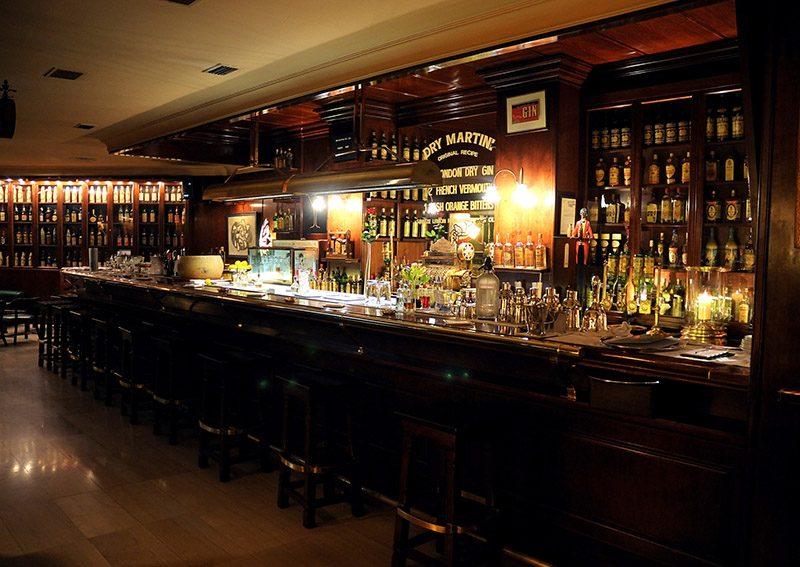 Dry Martini bar
