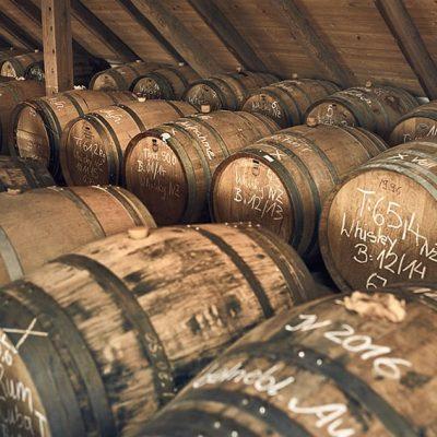 Spreewood Distillers Rye Whiskey