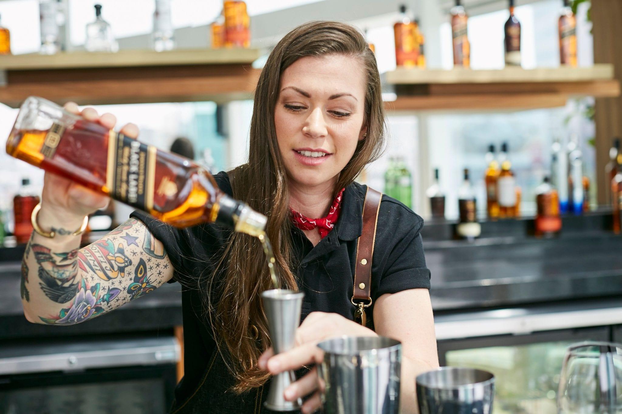 Johnnie Walker Black Label Bartender Competition
