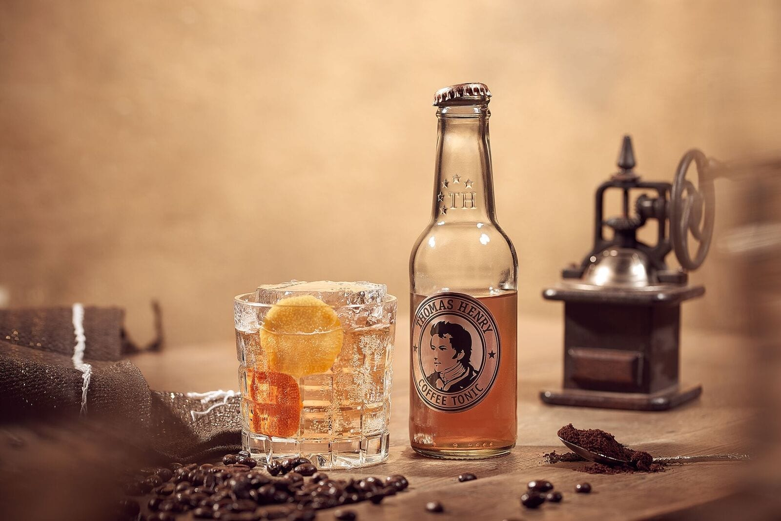 Thomas Henry Coffee Tonic