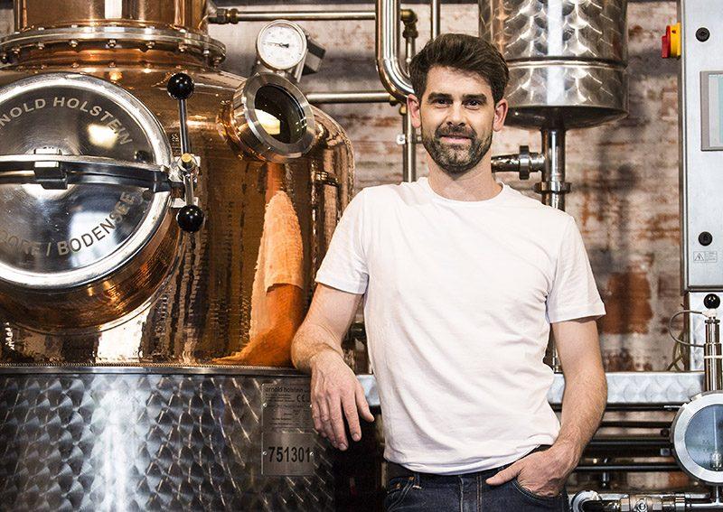 Nicolas Julhès Distillerie de Paris