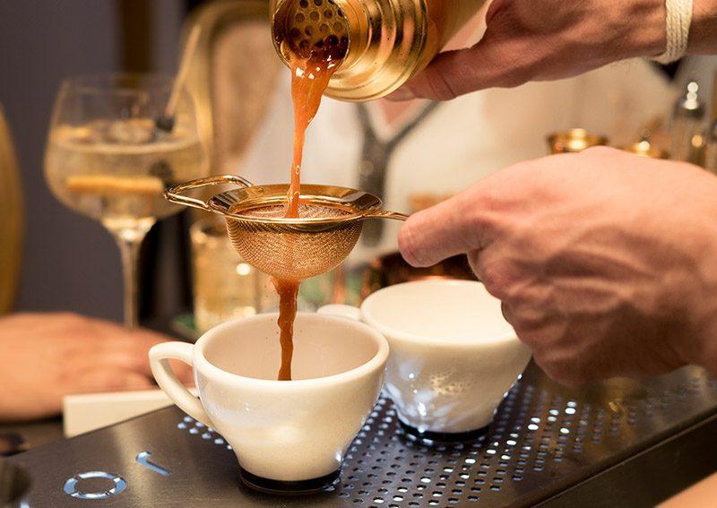 Kaffee-Cocktail