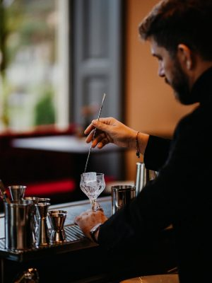 Liquid Diary Cocktailbar in Innsbruck