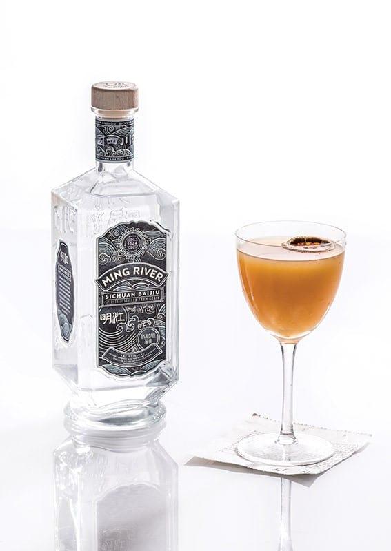 Ming River Baijiu Cocktail