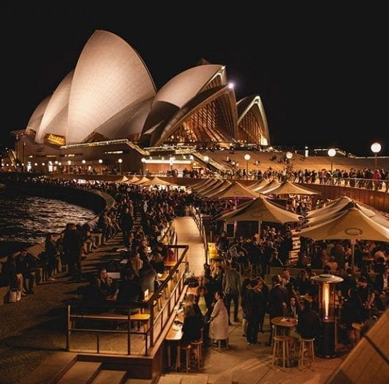 Bars in Sydney
