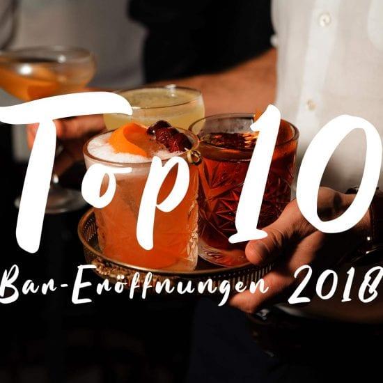 Top 10 Bars 2018 | Mixology Magazin für Barkultur
