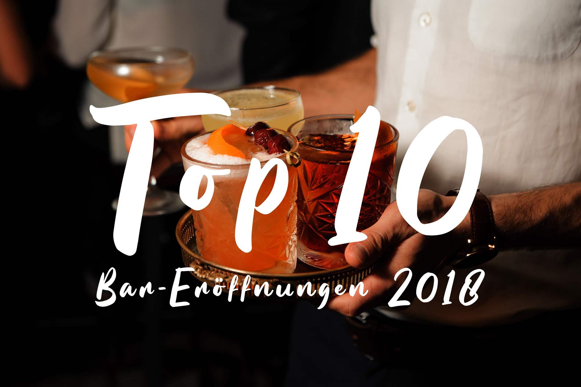 Top 10 Bars 2018   Mixology Magazin für Barkultur