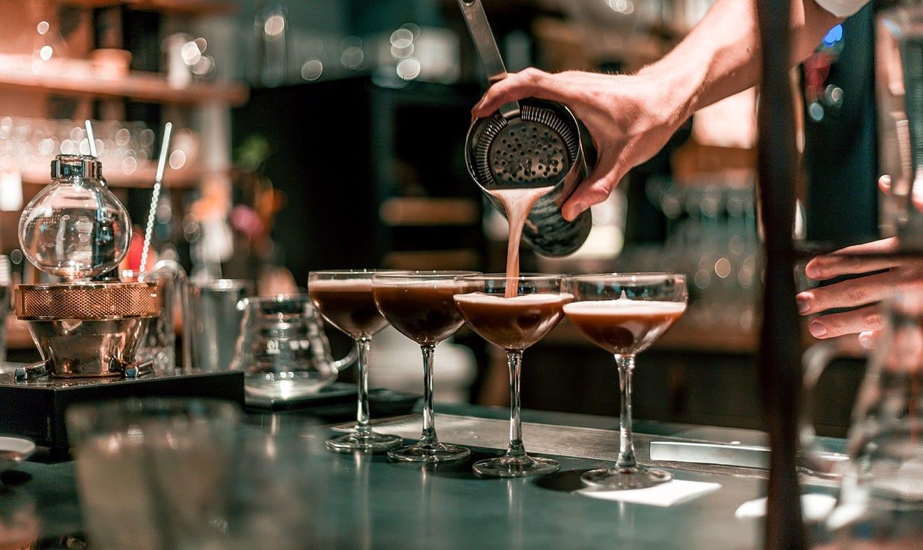 neue Kaffeecocktails