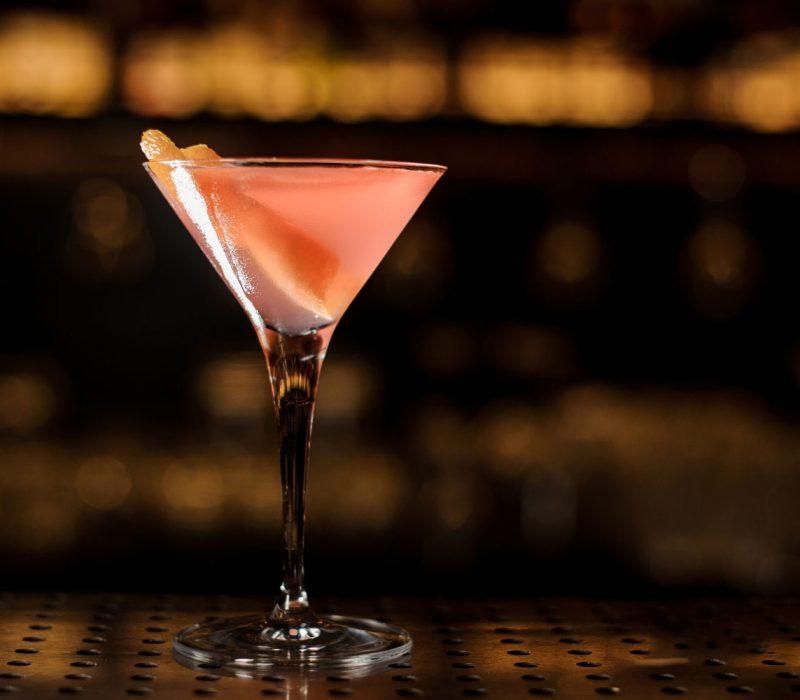 Bloomsbury Martini Cocktail | Mixology — Magazin für Barkultur