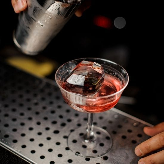 Don't Give Up The Ship Cocktail | Mixology — Magazin für Barkultur