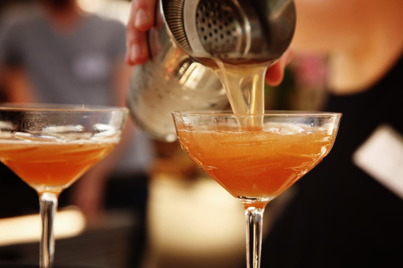 Die fünf besten Whisk(e)y Cocktails Made in GSA