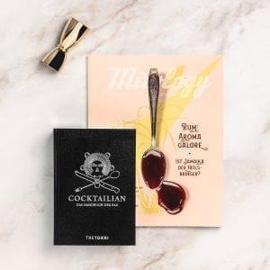 Mixology Magazin & Cocktailian - Das Handbuch der Bar