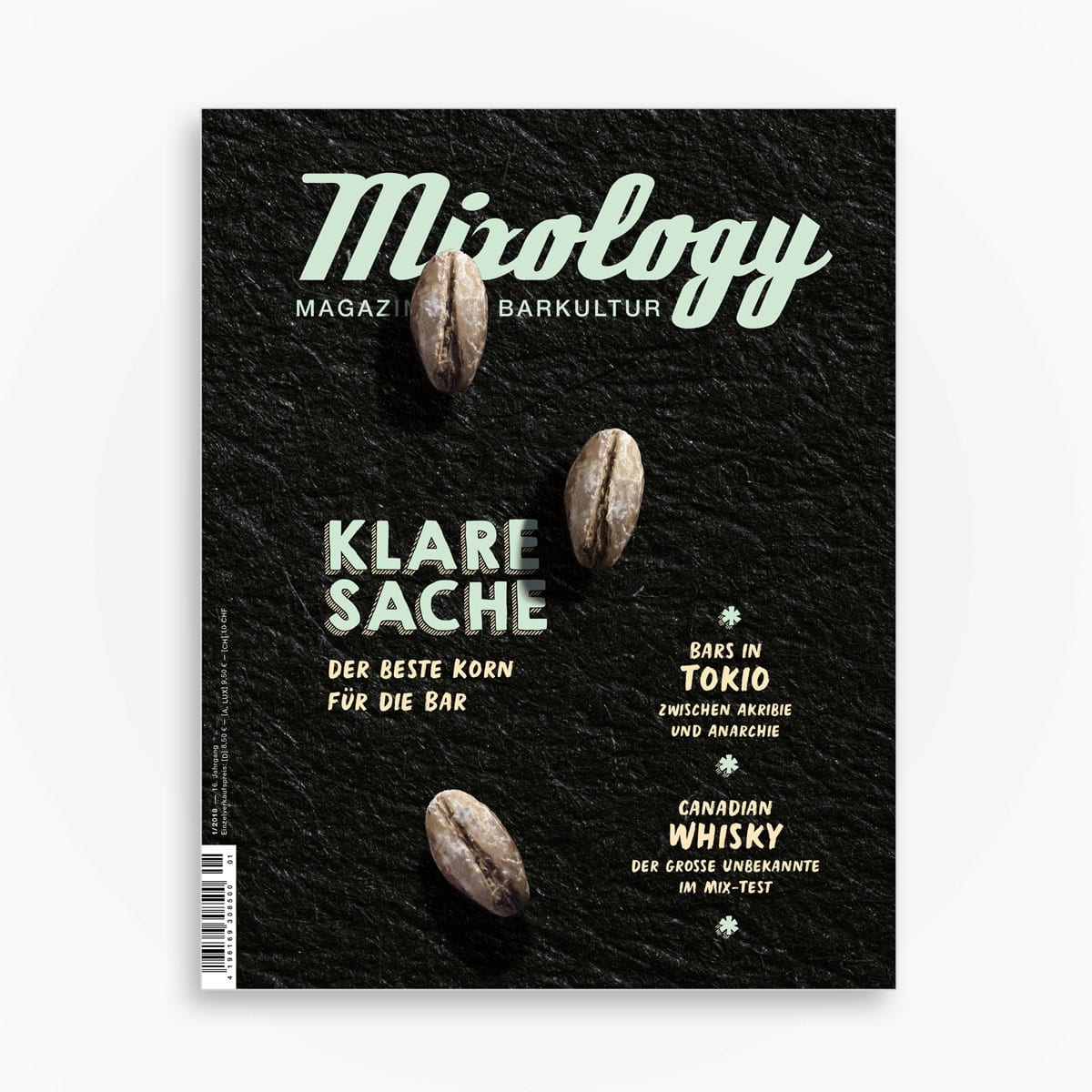 Mixology Magazin für Barkultur Issue #83 | 1/2018