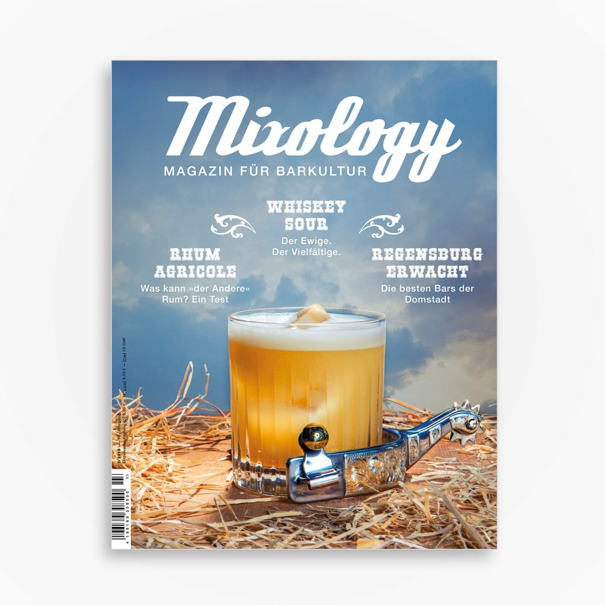 Mixology Magazin für Barkultur Issue #85 | 3/2018