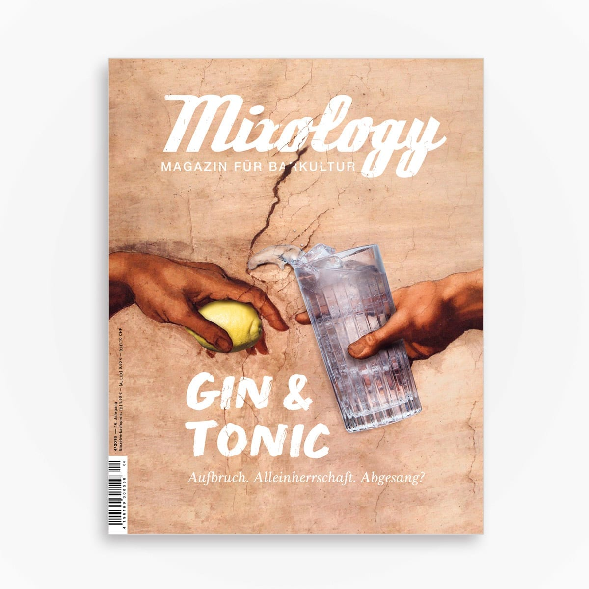Mixology Magazin für Barkultur Issue #86 | 4/2018