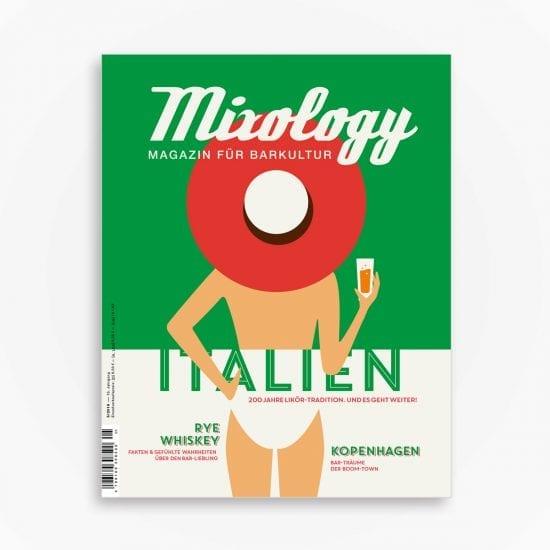 Mixology Magazin für Barkultur Issue #87 | 5/2018