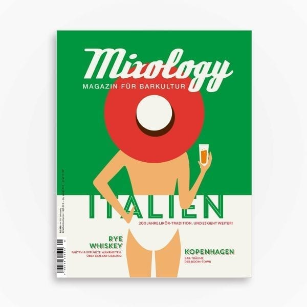 Mixology Magazin für Barkultur Issue #87 | 5/2018