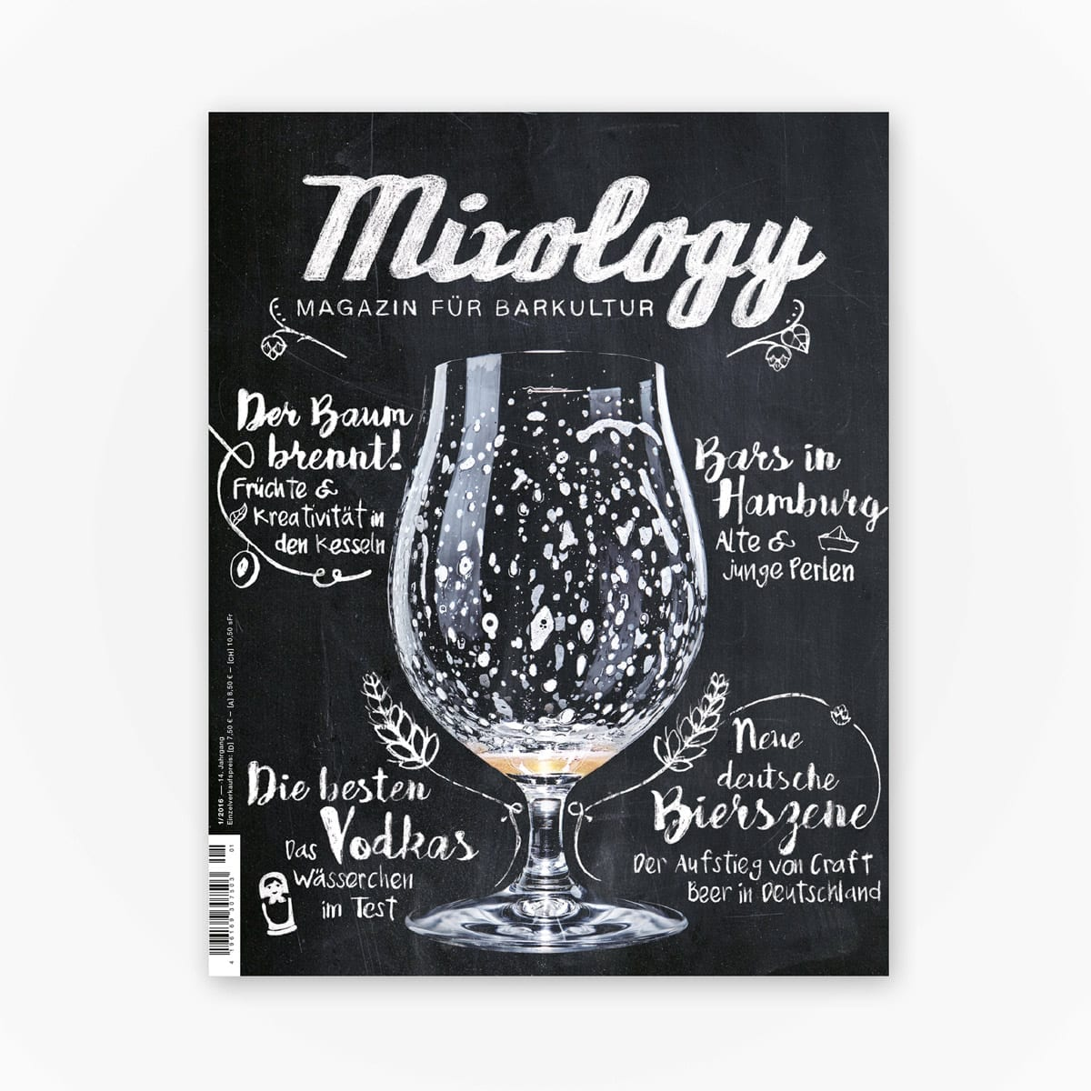 Mixology Magazin für Barkultur Issue #71