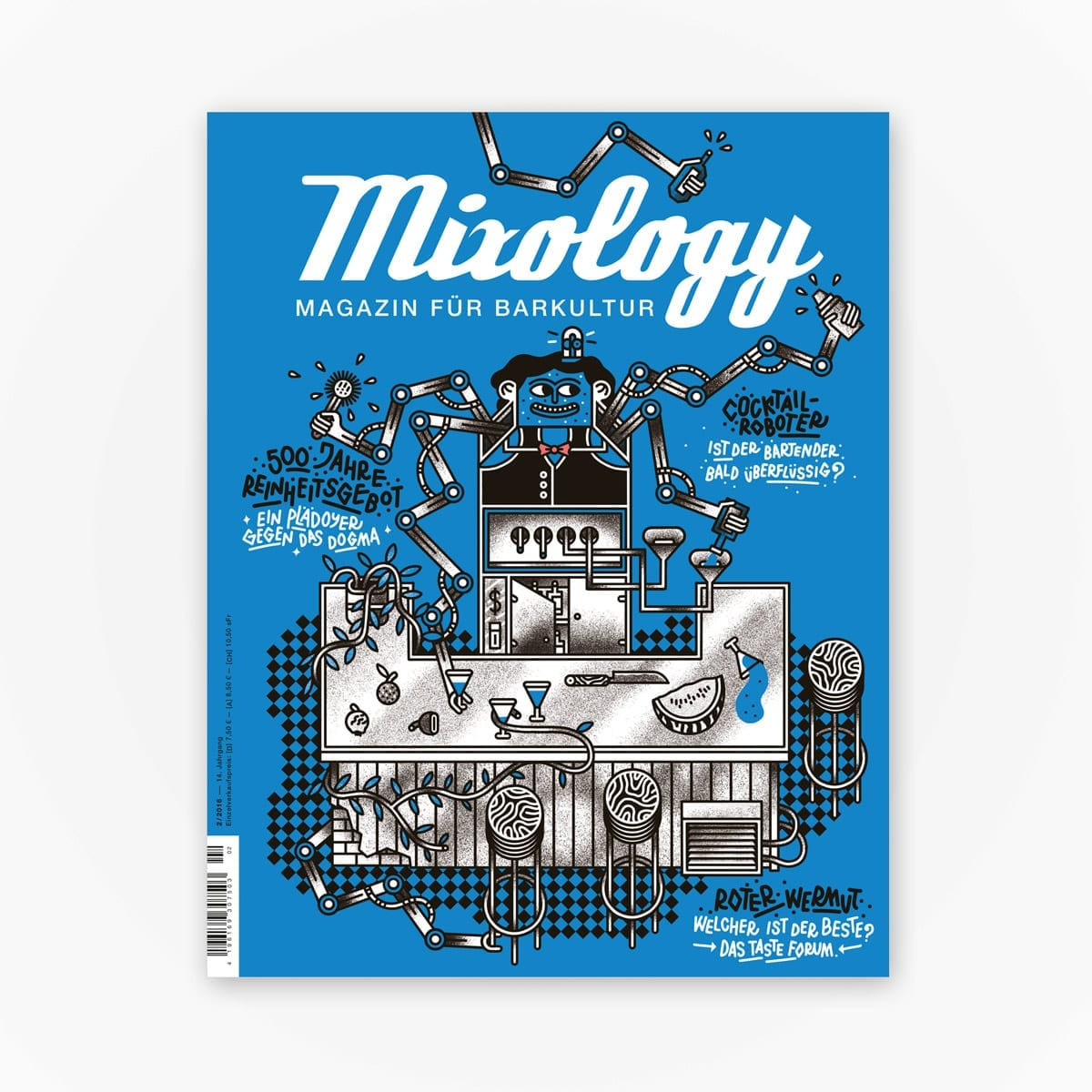 Mixology Magazin für Barkultur Issue #72