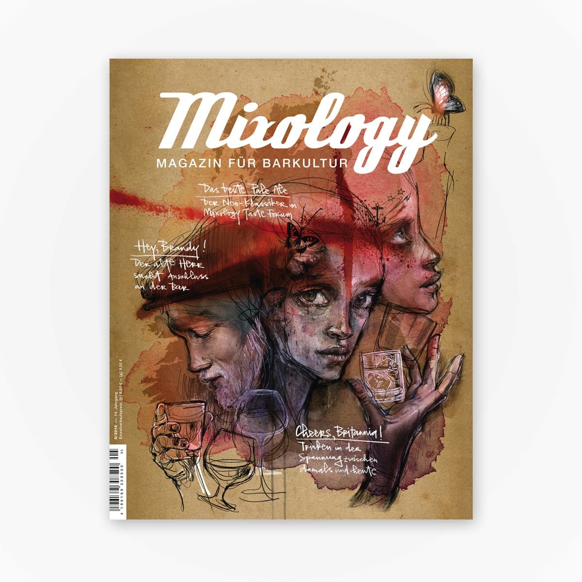 Mixology Magazin für Barkultur Issue #75